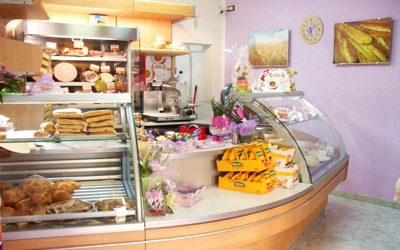 Preferenza CENTRO VETRINE INOX: foto arredamenti negozi Food Alimentari EX79