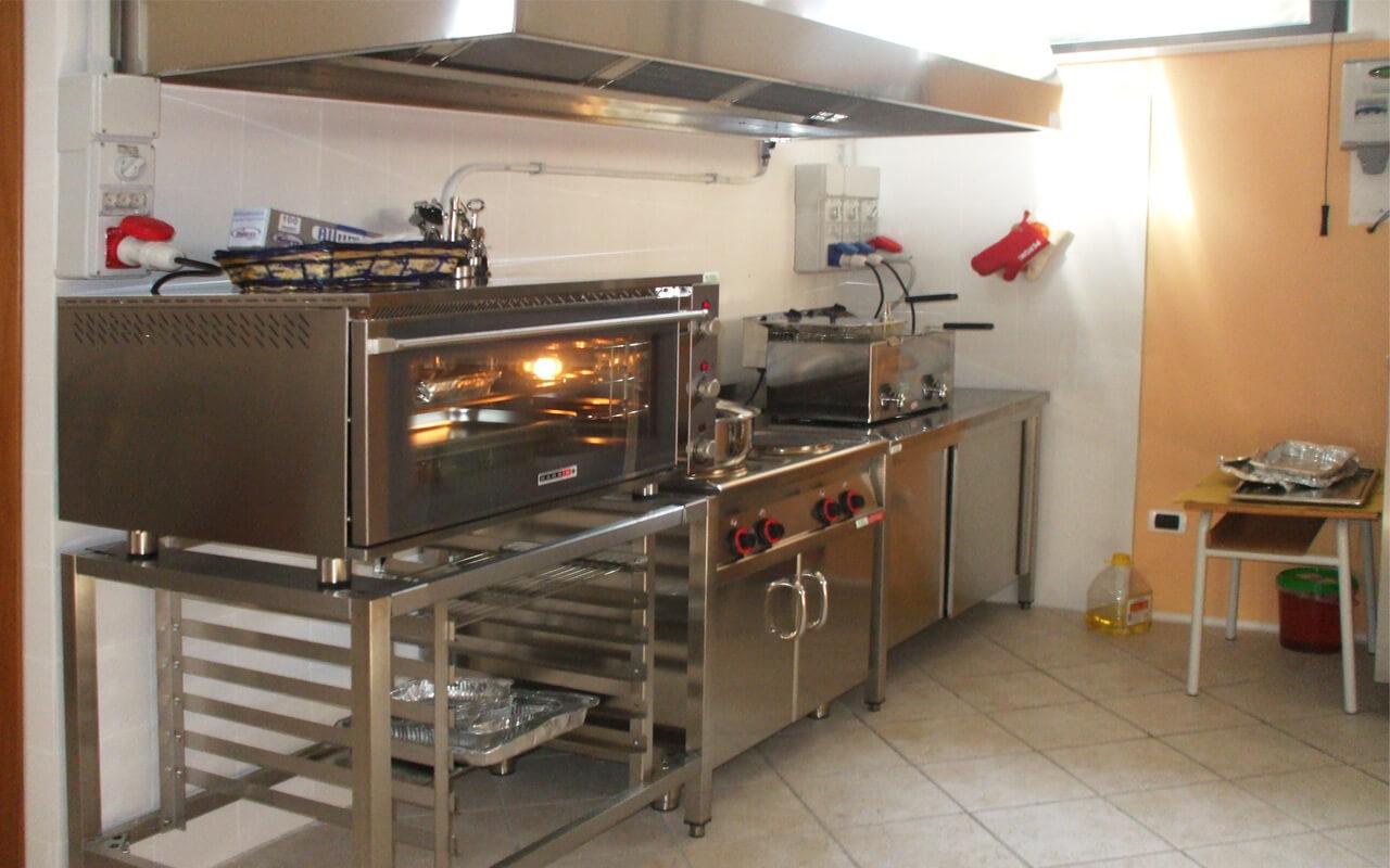 Centro vetrine inox foto arredamenti negozi food cucine ristoranti