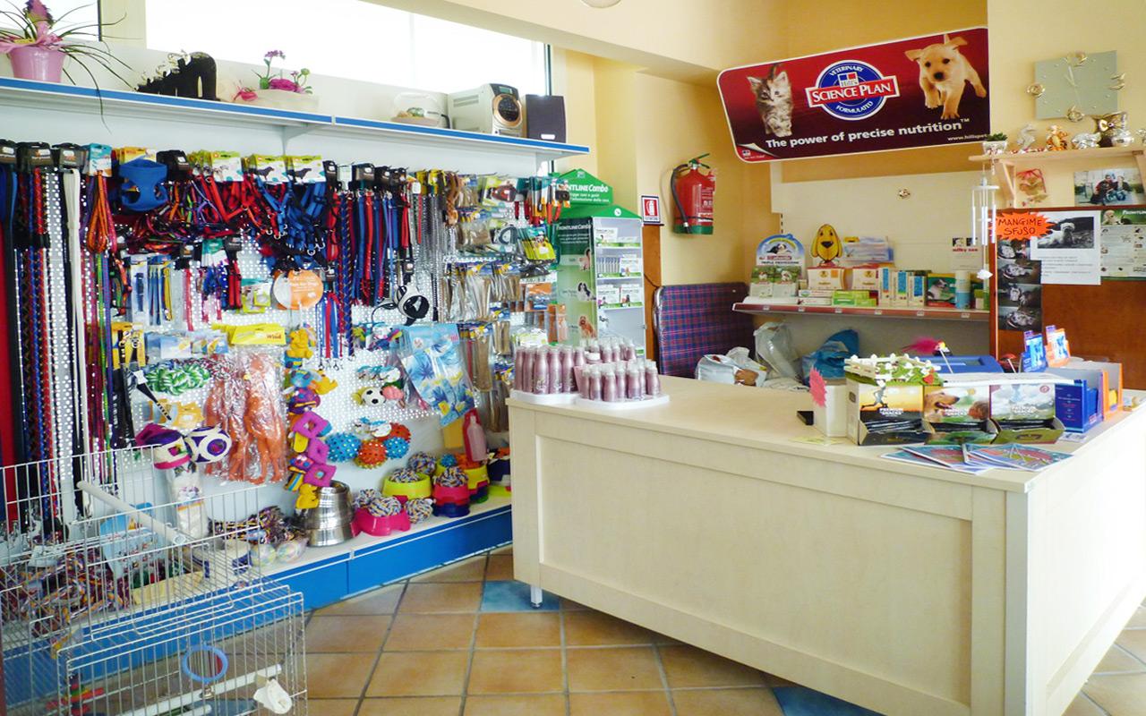 Negozi per cani negozi per cani centro vetrine inox foto for Negozi arredamento perugia