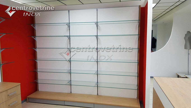 Arredamento in legno da 280 supernat in pronta consegna for Montaggio arredamenti negozi