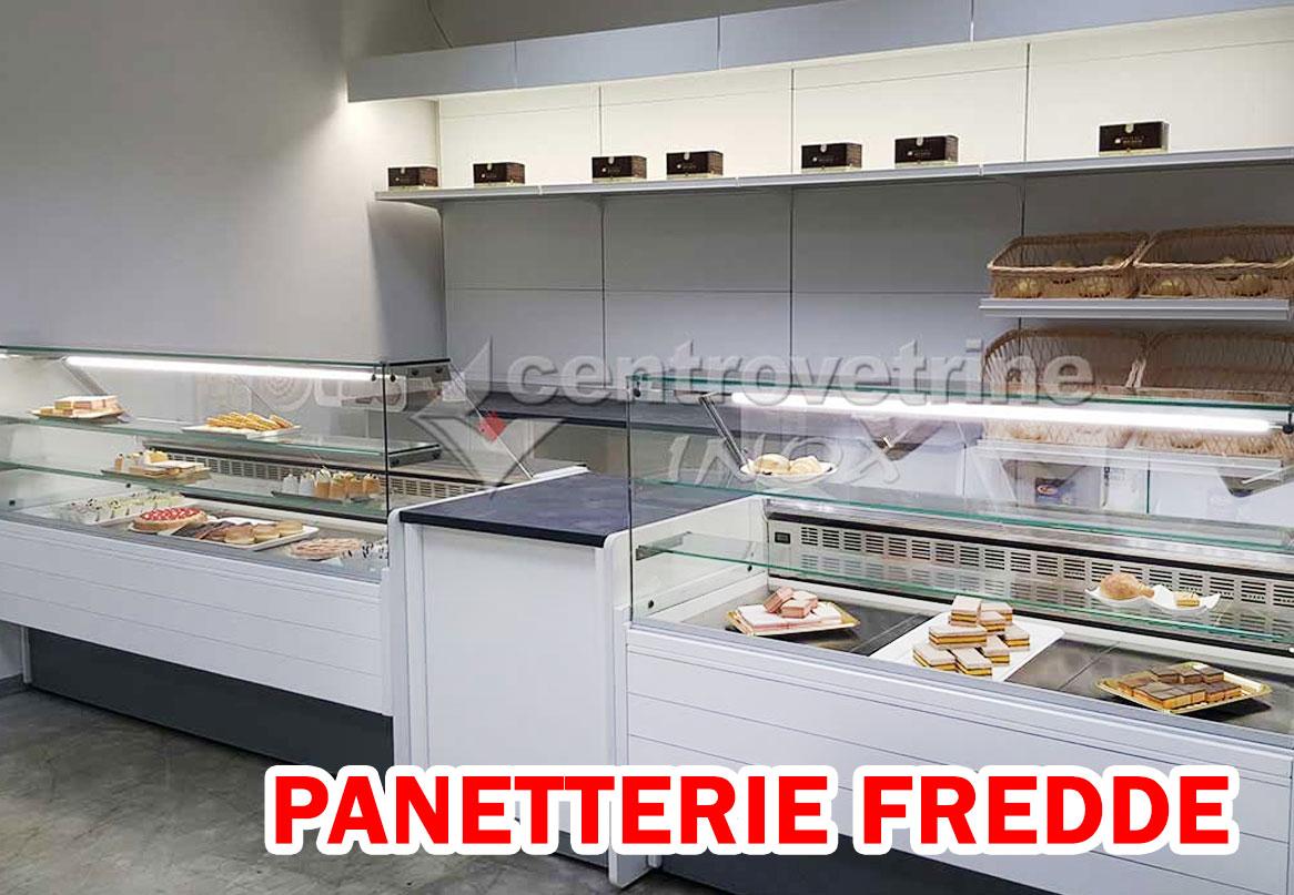 Arredamenti completi di retrobanco e banco per negozi food for Banchi bar e arredamenti completi