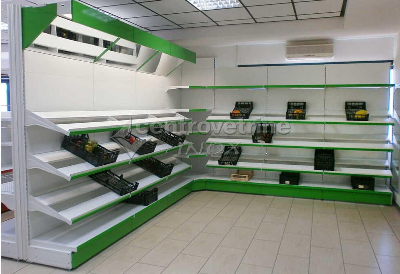 arredamenti per negozi,banchi e vetrine neutre e refrigerate - Idee Arredamento Negozio Frutta E Verdura