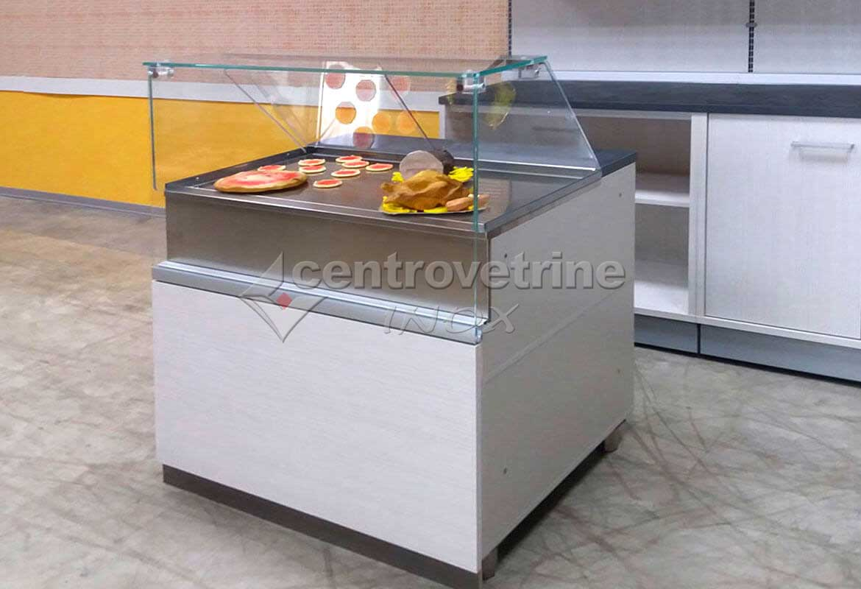 banconi frigo per pizzeria
