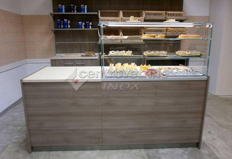 Banco Vendita Da 210 Con Mobile Cassa E Banco Pizza Neutro Ideale