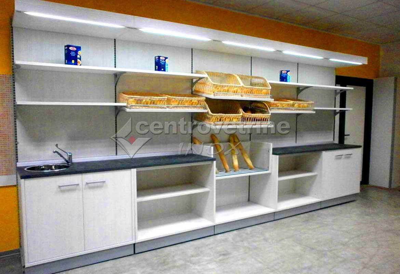 Arredamento panificio usato forno a tubi with arredamento for Tubi idraulici arredamento
