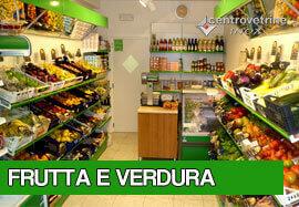 Arredamenti e scaffalature per negozi banchi freddi e neutri for Arredamenti per negozi di frutta e verdura